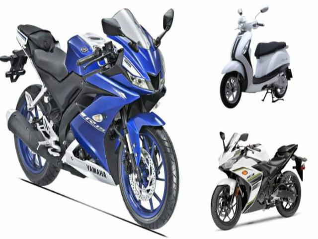 Loạt xe Yamaha mới sẵn sàng cho 2018 Auto Expo