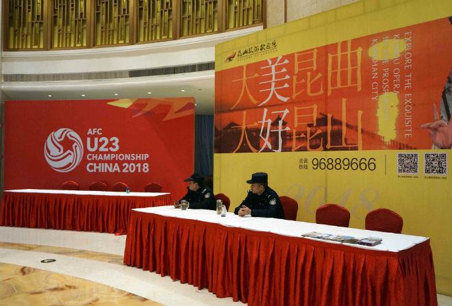 """""""Nhập làng"""" U23 châu Á, U23 Việt Nam ăn ở siêu VIP - 2"""