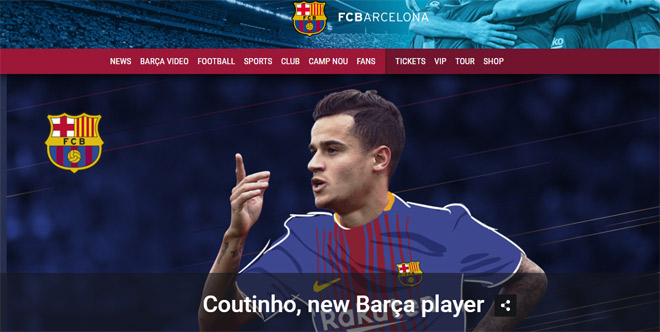 """Rung chuyển """"bom tấn"""": Barca CHÍNH THỨC mua Coutinho 160 triệu euro"""