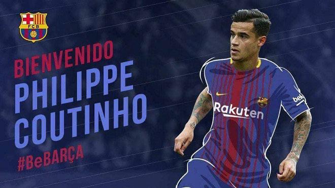 """Barca rung chuyển """"bom tấn"""" Coutinho: Liverpool có 160 triệu euro vẫn tiếc - 3"""