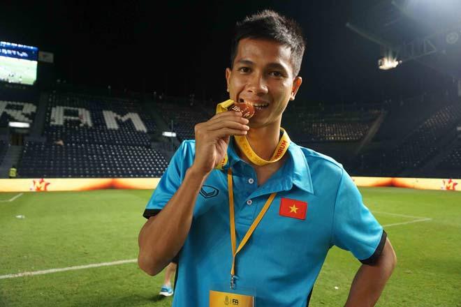 U23 Việt Nam: HLV Park Hang Seo loại hậu vệ Giẻ Triêng - 2