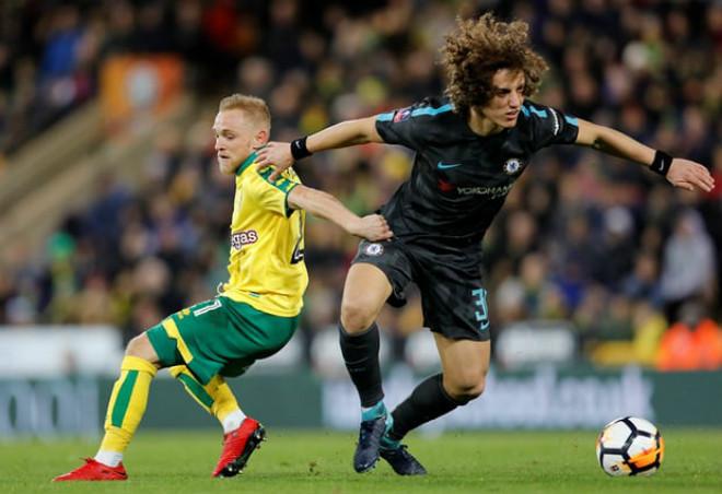 Norwich - Chelsea: Thước ngắm lệch lạc, kết cục đáng quên