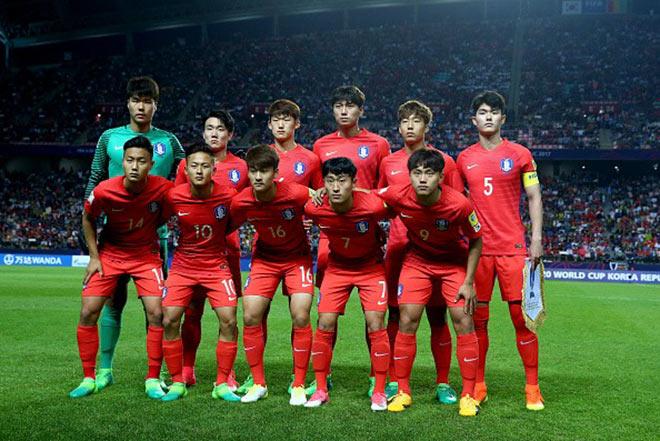 """Đội trưởng U23 Hàn Quốc """"nắn gân"""" U23 Việt Nam - 1"""