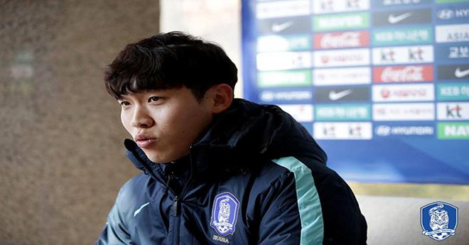 """Đội trưởng U23 Hàn Quốc """"nắn gân"""" U23 Việt Nam - 2"""