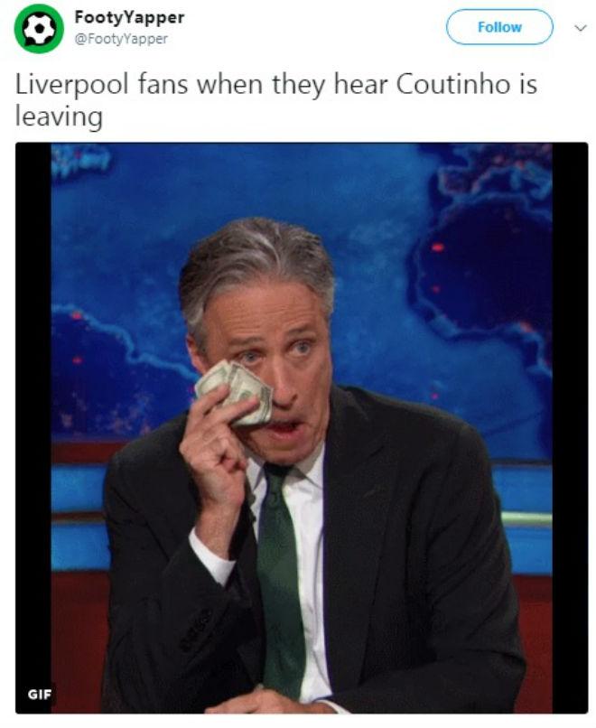 """Bom tấn"" Coutinho gia nhập Barca: Vua Messi trao áo số 7, fan Liverpool tri ân 9"