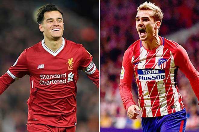 Barca có Coutinho, MU rảnh tay mua Griezmann 100 triệu euro - 1