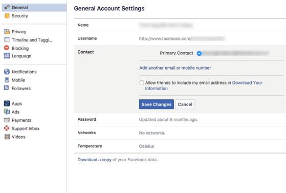 Làm thế nào để bảo mật Facebook tốt hơn? - 4
