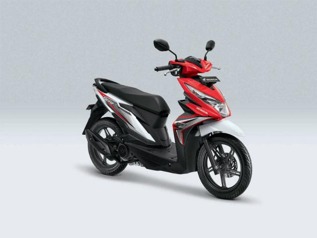 Xe ga 2018 Honda BeAt eSP đồ họa mới, giá 26 triệu đồng