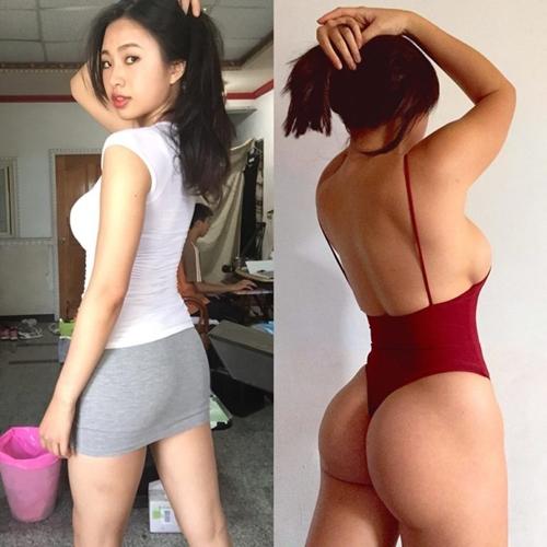 Đường cong vạn người mê của cô béo gợi cảm nhất xứ Đài - 4