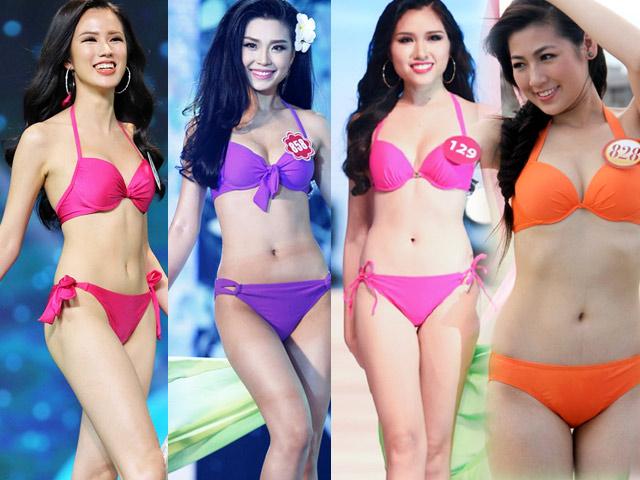 Ngất ngây trước ảnh áo tắm của 6 nữ biên tập viên VTV nóng bỏng