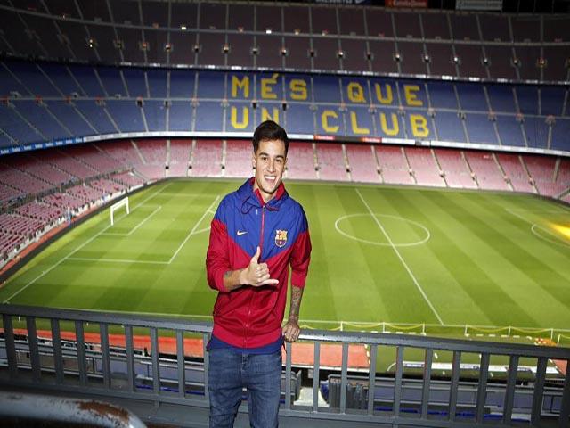"""""""Bom tấn"""" Coutinho đến Barca: Kích hoạt Dembele, tạo bộ tứ siêu đẳng 5"""