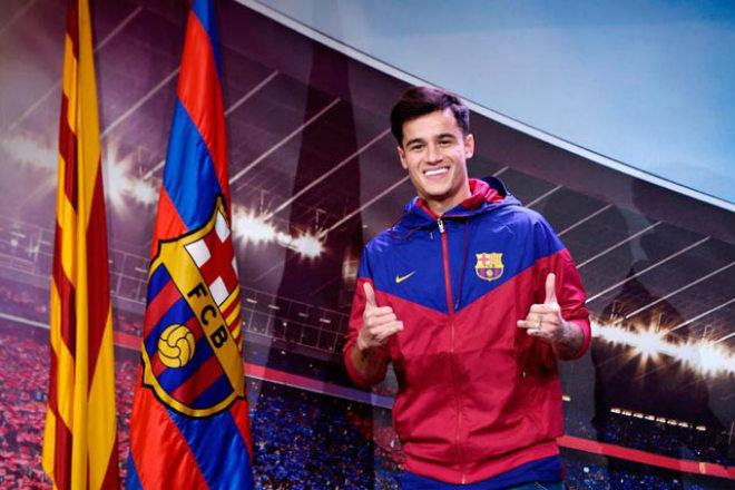 """Barca rung chuyển """"bom tấn"""" Coutinho: Real nóng mắt tậu Neymar- Kane - 1"""