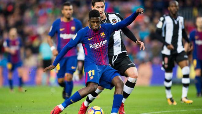 """""""Bom tấn"""" Coutinho đến Barca: Kích hoạt Dembele, tạo bộ tứ siêu đẳng 1"""
