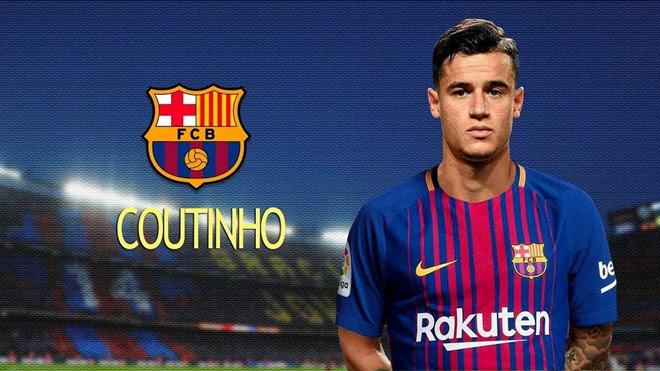 """""""Bom tấn"""" Coutinho đến Barca: Kích hoạt Dembele, tạo bộ tứ siêu đẳng 3"""