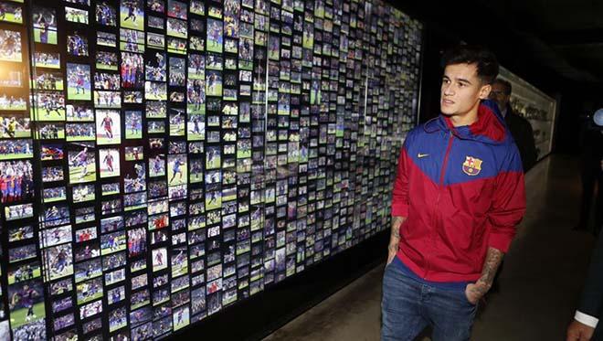 Coutinho 160 triệu euro ra mắt Barca: Rất thân Suarez, sống gần Messi - 1