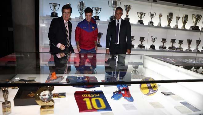 Coutinho 160 triệu euro ra mắt Barca: Rất thân Suarez, sống gần Messi - 6