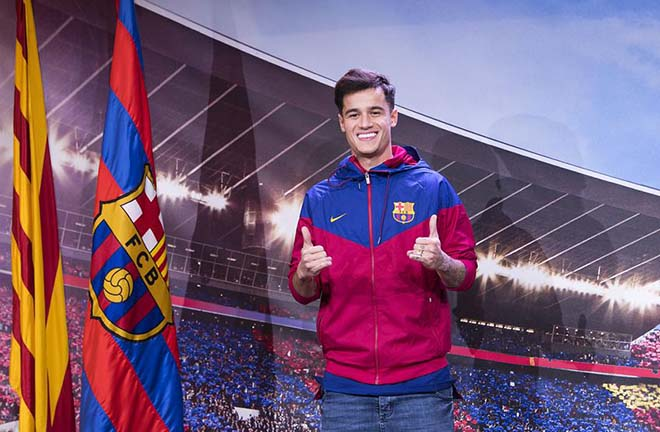 Coutinho 160 triệu euro ra mắt Barca: Rất thân Suarez, sống gần Messi - 8