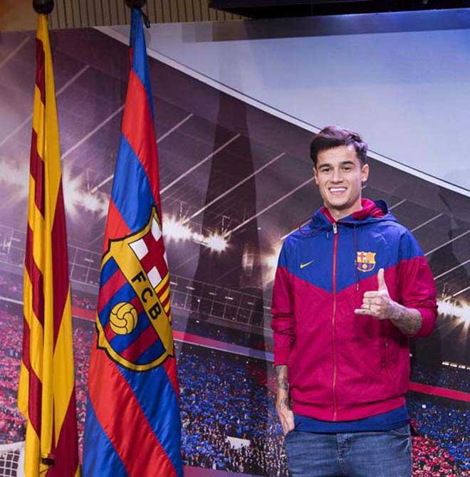 Coutinho 160 triệu euro ra mắt Barca: Rất thân Suarez, sống gần Messi - 9