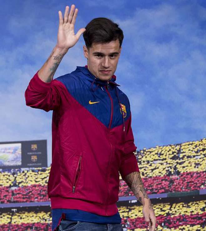 Coutinho 160 triệu euro ra mắt Barca: Rất thân Suarez, sống gần Messi - 11