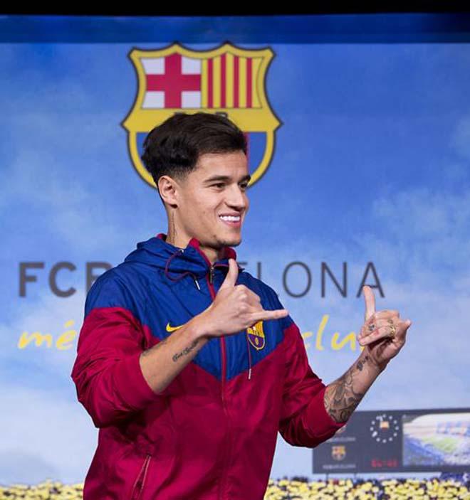 Coutinho 160 triệu euro ra mắt Barca: Rất thân Suarez, sống gần Messi - 12