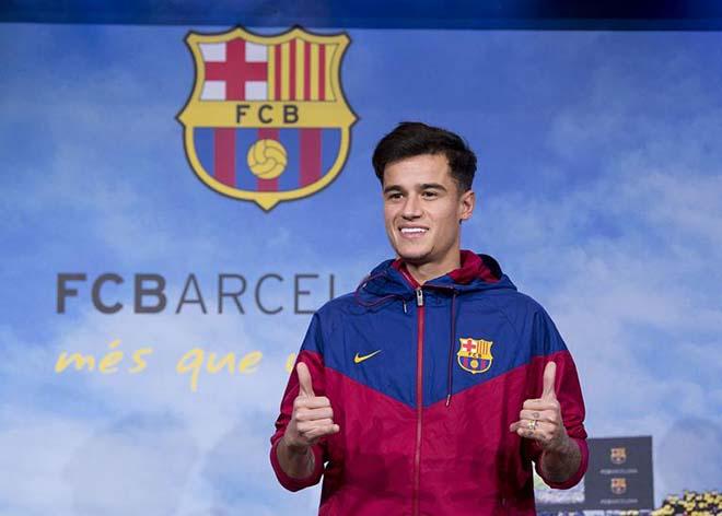 Coutinho 160 triệu euro ra mắt Barca: Rất thân Suarez, sống gần Messi - 13