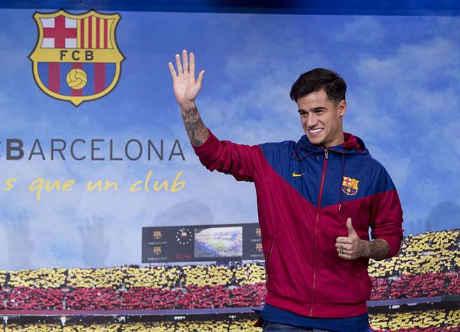 Coutinho 160 triệu euro ra mắt Barca: Rất thân Suarez, sống gần Messi - 14