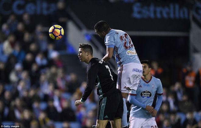 Real - Ronaldo tiếp tục sa lầy: Lạc lối ở Balaidos, Zidane khôn hóa dại - 2