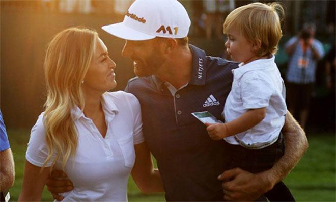 """Golf 24/7: Trở thành """"kẻ thống trị"""" nhờ vợ xinh siêu mẫu 1"""