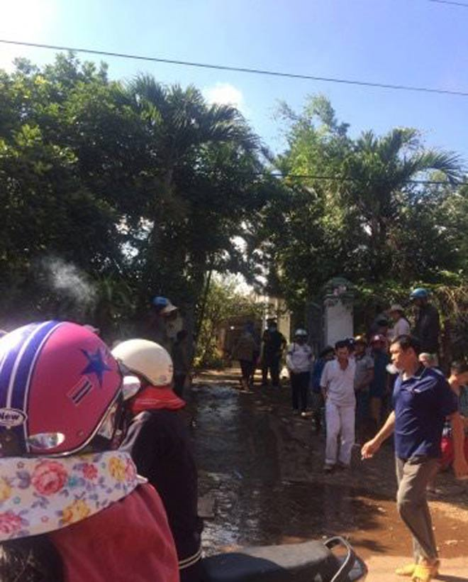 Nghi án sát hại 2 vợ chồng để cướp tài sản ở Đồng Nai - 1