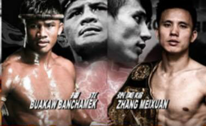 """""""Thánh Muay"""" Buakaw - Cao thủ MMA Trung Quốc: Cuộc chiến rực lửa 1"""