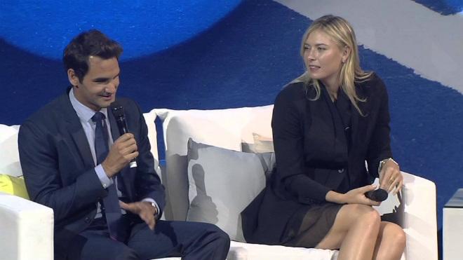 "Tennis 24/7: Federer ""cặp kè"" Sharapova, săn 2 kỷ lục ở Australian Open 1"