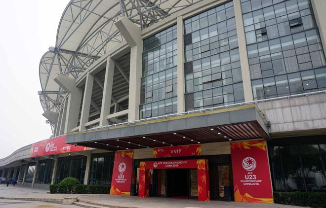 """U23 Việt Nam """"giấu bài"""" ở Trung Quốc: 3 lớp bảo vệ, kiến chui không lọt - 1"""