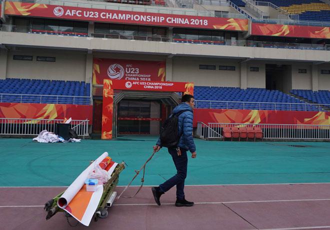 """U23 Việt Nam """"giấu bài"""" ở Trung Quốc: 3 lớp bảo vệ, kiến chui không lọt - 2"""