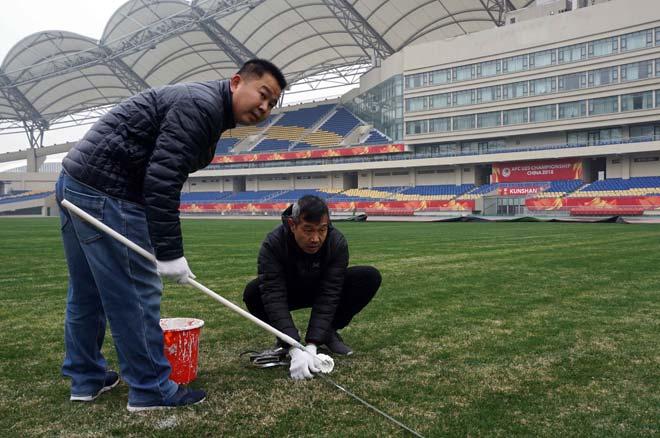 """U23 Việt Nam """"giấu bài"""" ở Trung Quốc: 3 lớp bảo vệ, kiến chui không lọt - 3"""