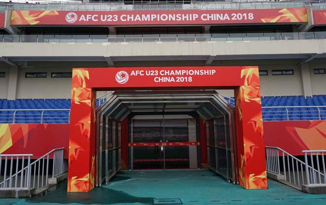 """U23 Việt Nam """"giấu bài"""" ở Trung Quốc: 3 lớp bảo vệ, kiến chui không lọt - 6"""