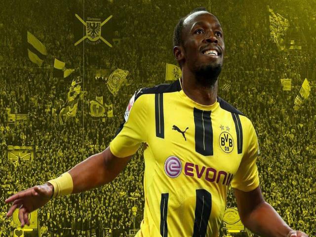 U.Bolt tới Dortmund, hướng về MU: Siêu nhân cũng phải sợ 4