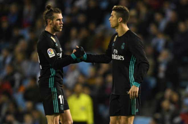 Real Madrid - Ronaldo tụt dốc: Cỗ sẵn cũng chẳng có mà ăn - 1