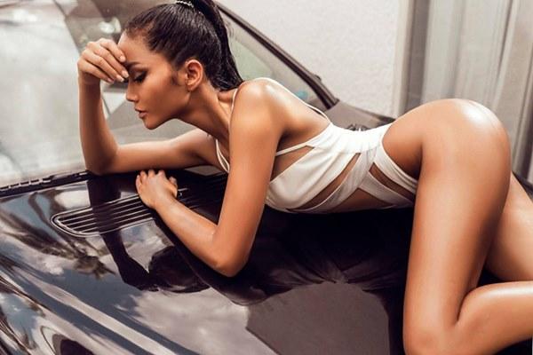 Tân Hoa hậu Hoàn vũ Việt Nam thuở tóc dài xinh như búp bê - 5