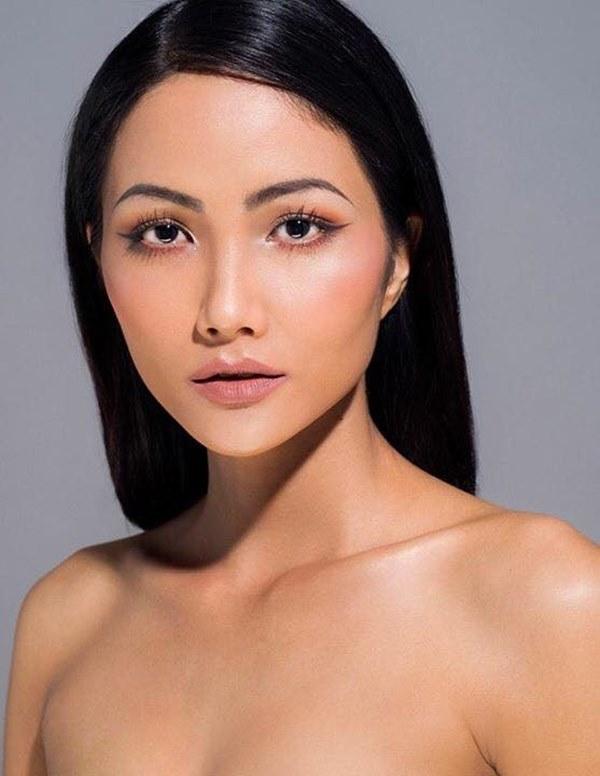Tân Hoa hậu Hoàn vũ Việt Nam thuở tóc dài xinh như búp bê - 11