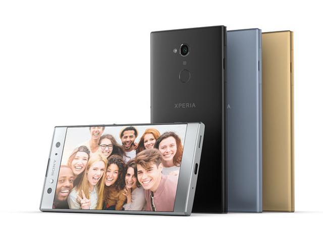 Sony ra mắt Xperia XA2 và XA2 Ultra tầm trung