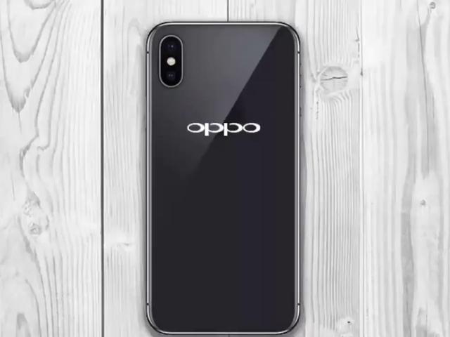 Xuất hiện Oppo R13 thiết kế đẹp như iPhone X