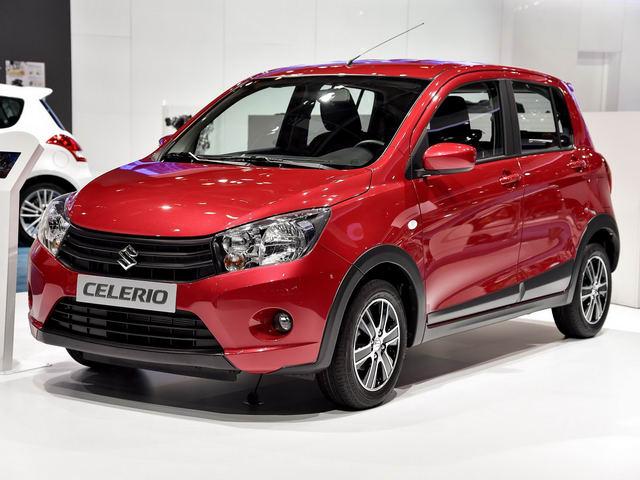Suzuki Celerio: Xe số tự động rẻ nhất Việt Nam