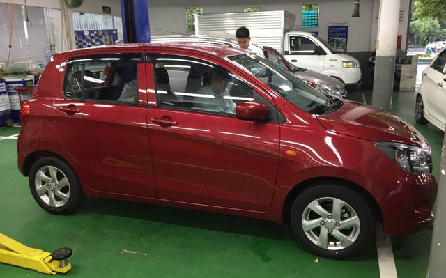 Suzuki Celerio: Xe số tự động rẻ nhất Việt Nam - 2