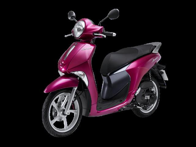 Yamaha Janus ra màu mới, đậm chất nữ tính