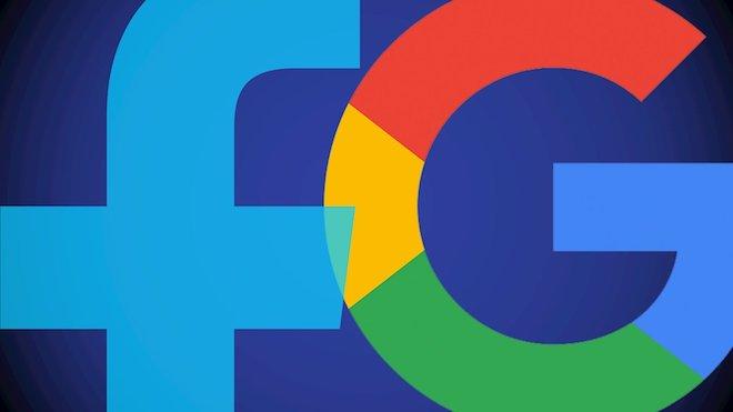 Số lượng người dùng giảm mạnh, Facebook đang bị lép vế so với Google - 2