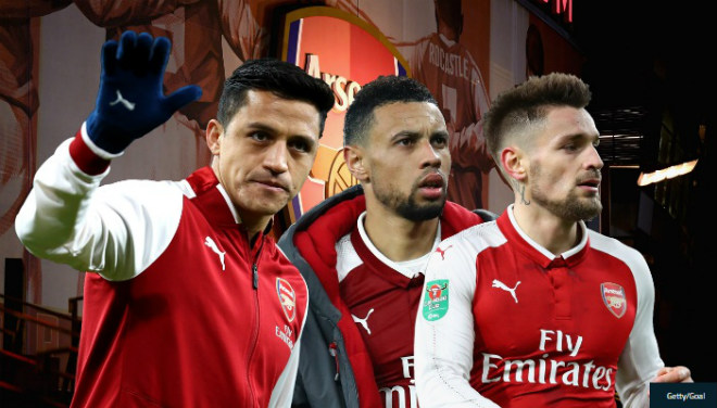"Arsenal tống cổ 5 SAO: Giroud - Sanchez làm ""quỹ"" mua Lemar 90 triệu bảng - 1"