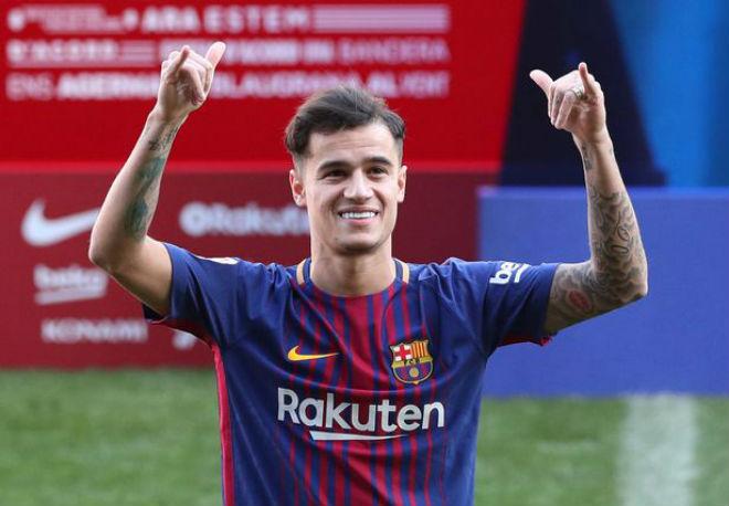 """Barca rung chuyển """"bom tấn"""" Coutinho: De Bruyne, Pogba đáng 300 triệu bảng? - 1"""