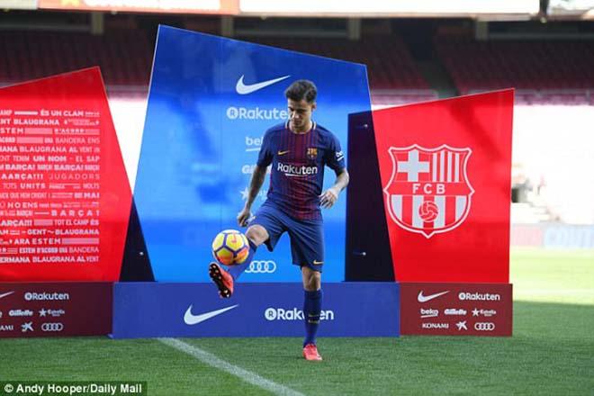 """Coutinho ra mắt Barca: Bàn tay """"siêu cò"""" đạo diễn bom tấn chấn động - 2"""