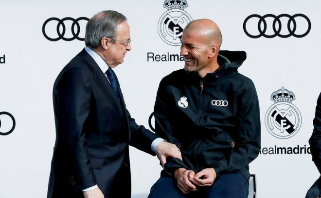 """Perez vung 200 triệu euro cứu Real: """"Trảm Zidane"""", chọn nhà vô địch World Cup - 1"""