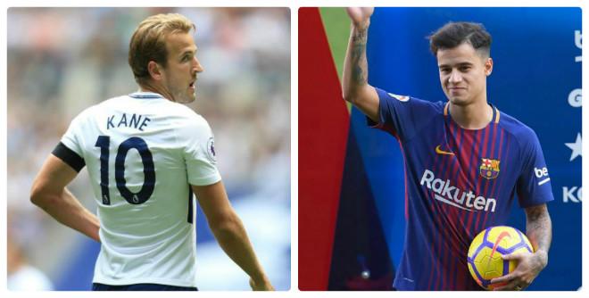 Kane 200 triệu bảng rất gần Real: Dọa Tottenham, đòi ra đi như Coutinho